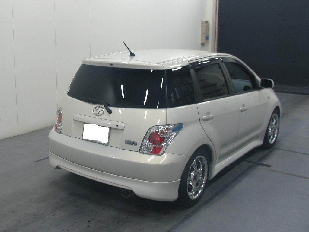Toyota IST F-L HID SELECTION, 2004, used for sale