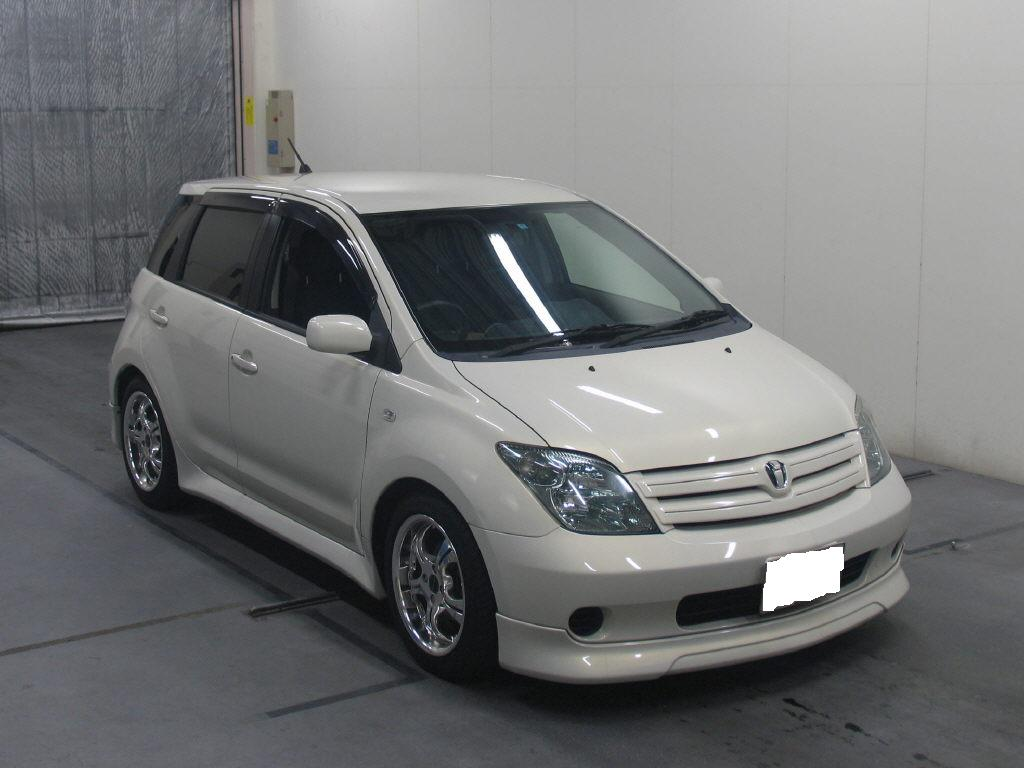 Kelebihan Toyota Ist 2004 Spesifikasi