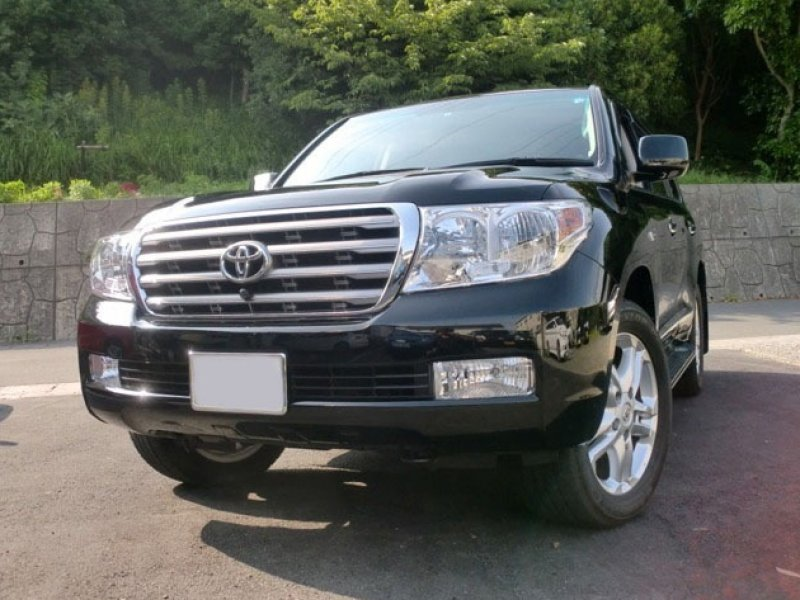 toyota land cruiser second hand in autos weblog. Black Bedroom Furniture Sets. Home Design Ideas