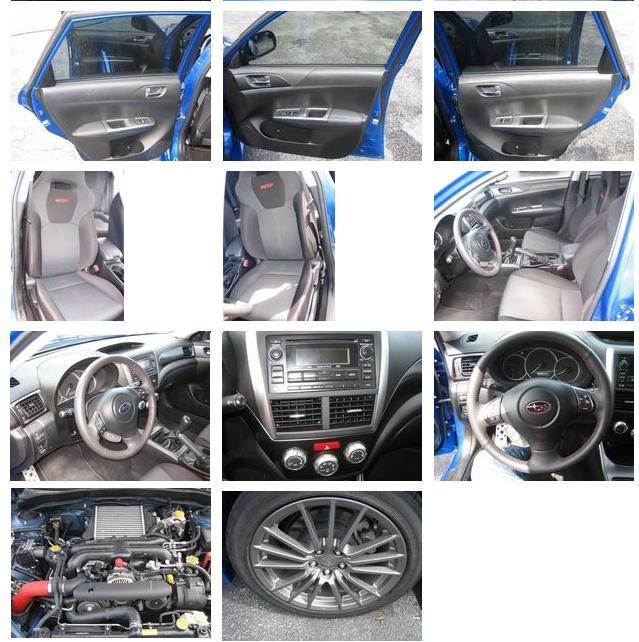 Buying Salvage Cars: Subaru Impreza WRX , 2011, Used For Sale