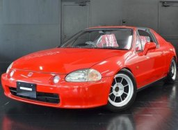 Used Honda CR-X DELSOL