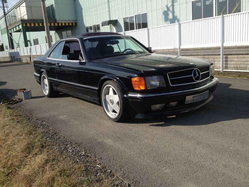 Mercedes benz 560sec 1990 used for sale for Mercedes benz 560sec for sale