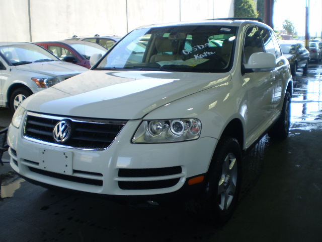 volkswagen touareg 2004 used for sale. Black Bedroom Furniture Sets. Home Design Ideas
