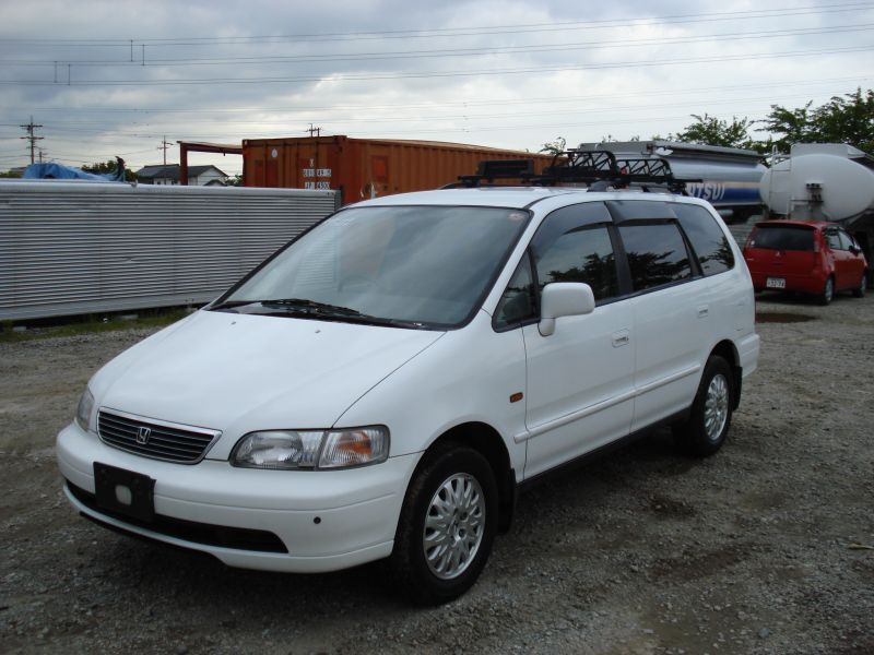 Honda ODYSSEY Type L, 1997, used for sale