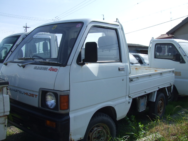 Daihatsu HIJET TRUCK TRUCK 4WD, 1988, Used For Sale (Hijet