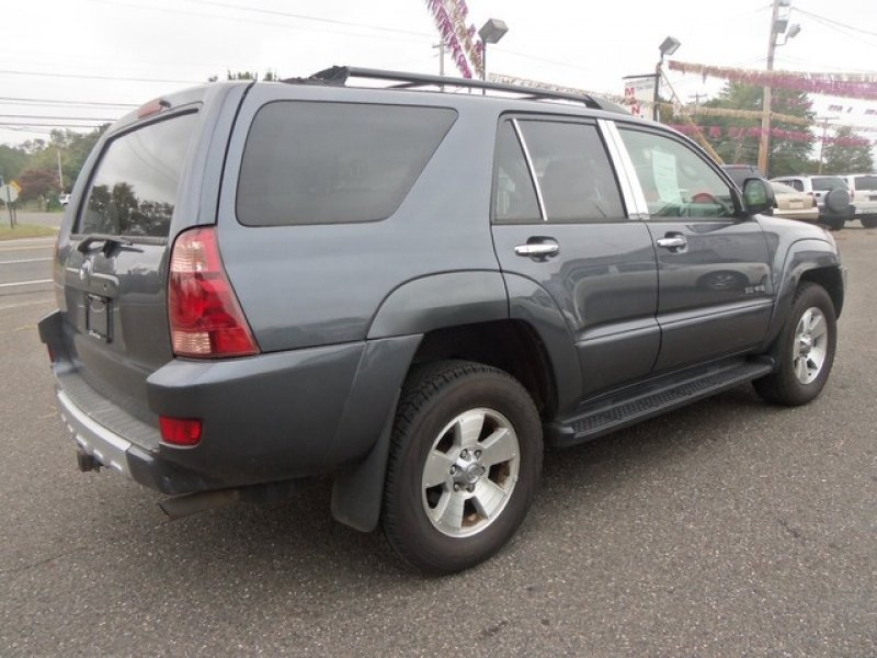 toyota 4runner 4x4 sr5 2004 used for sale. Black Bedroom Furniture Sets. Home Design Ideas