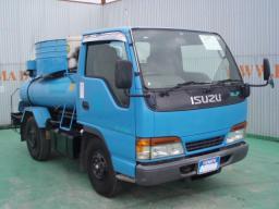 Isuzu ELF tank truck
