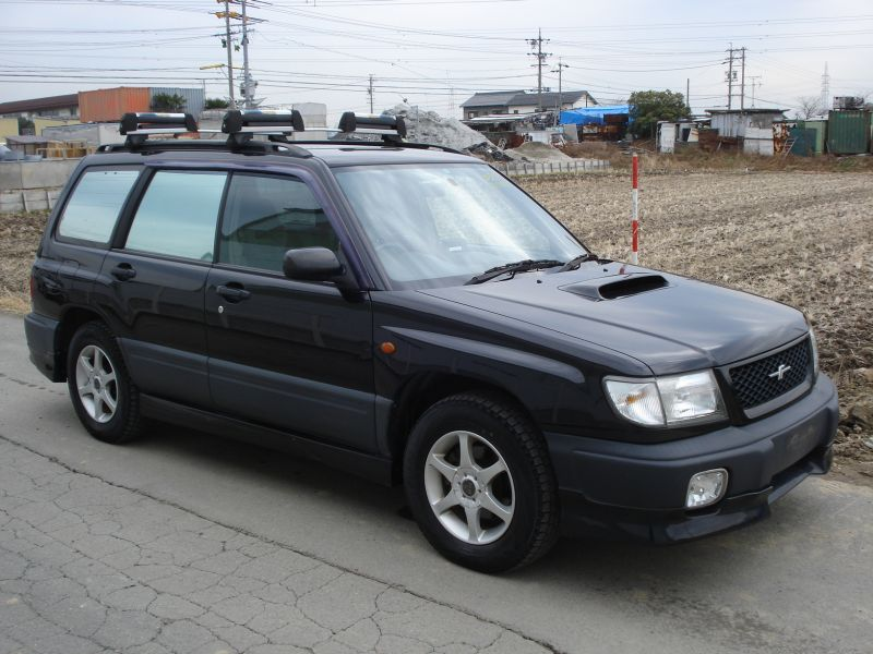 subaru forester 1998 used for sale. Black Bedroom Furniture Sets. Home Design Ideas