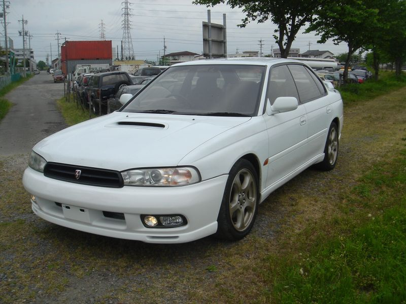 subaru legacy sedan rs twin turbo 1996 used for sale. Black Bedroom Furniture Sets. Home Design Ideas