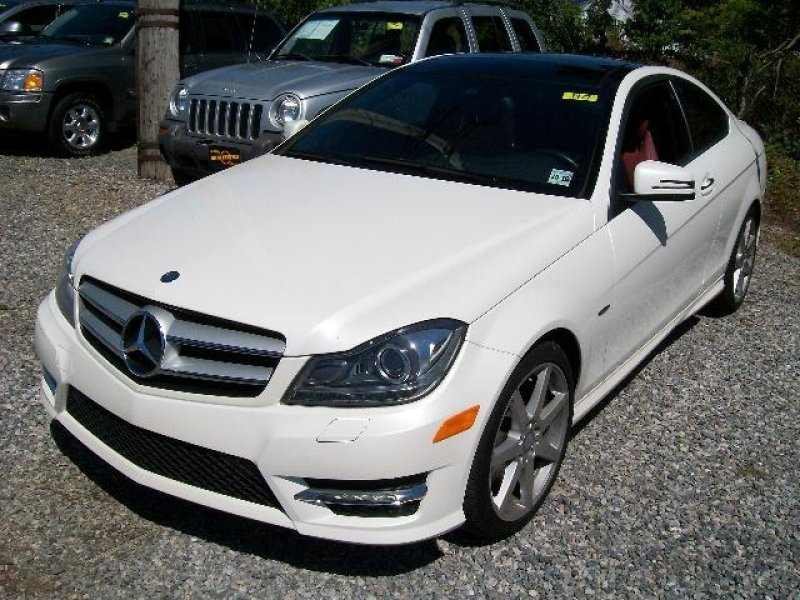 Mercedes Benz C Class C350 2012 Used For Sale