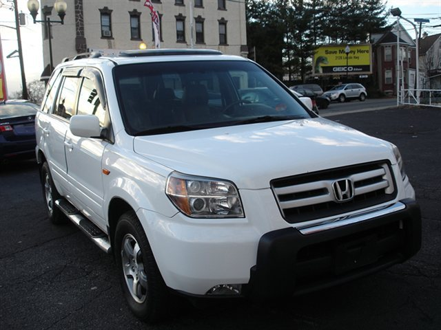 honda pilot ex l 2007 used for sale. Black Bedroom Furniture Sets. Home Design Ideas