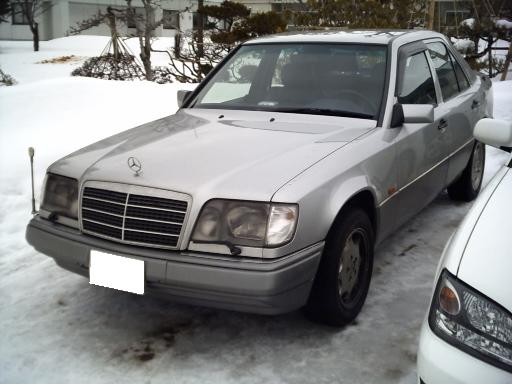 Mercedes benz e300 4wd 1995 used for sale for Mercedes benz 4wd