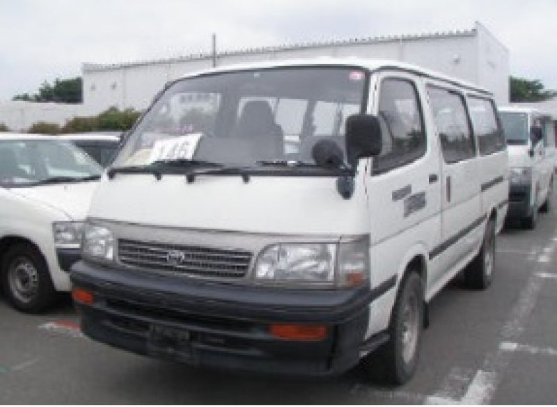 Wonderful Used TOYOTA HIACE VAN 2002 For Sale  Stock  Tradecarview  21081862
