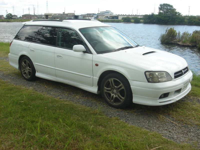 subaru legacy touring wagon gt b 4wd 1999 used for sale. Black Bedroom Furniture Sets. Home Design Ideas