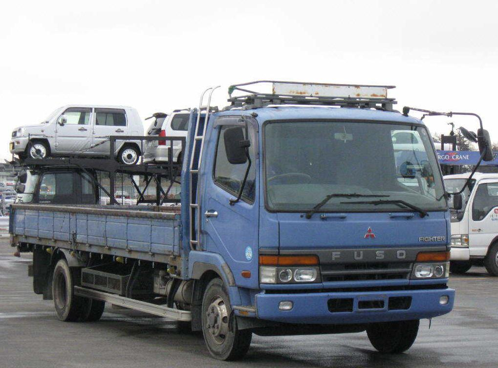 mitsubishi fuso trucks for autos weblog. Black Bedroom Furniture Sets. Home Design Ideas