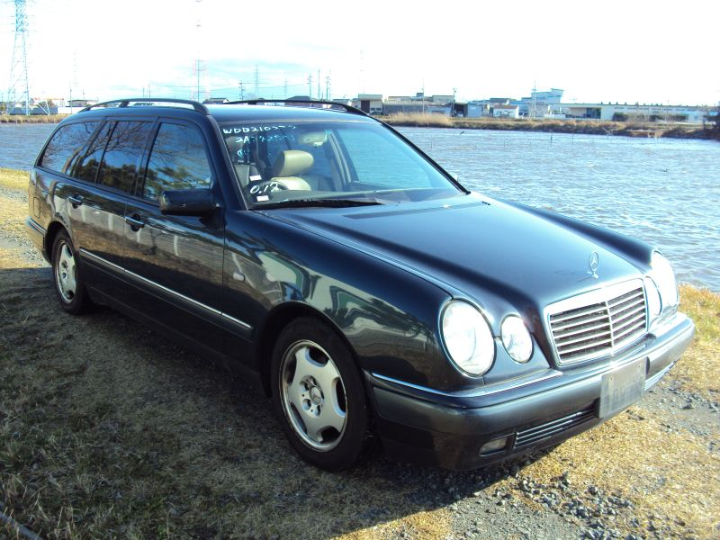 Mercedes benz e230 station wagon 1997 used for sale for Used mercedes benz station wagons for sale