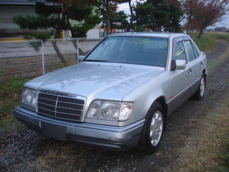 Mercedes benz e280 1995 used for sale for Mercedes benz used trucks for sale