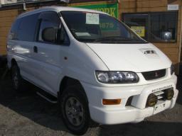 Mitsubishi DELICA SPACE GEAR XR