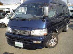 Toyota HIACE VAN used car
