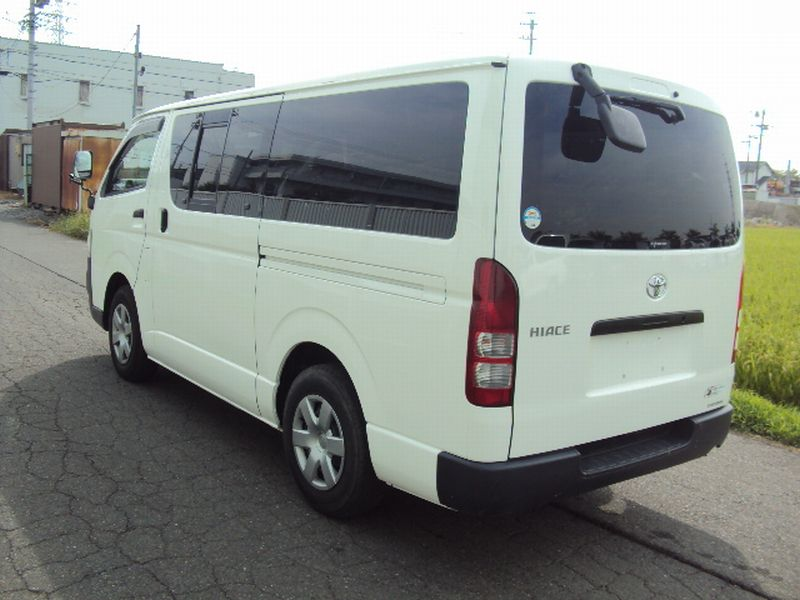 Toyota HIACE VAN , 2005, Used For Sale