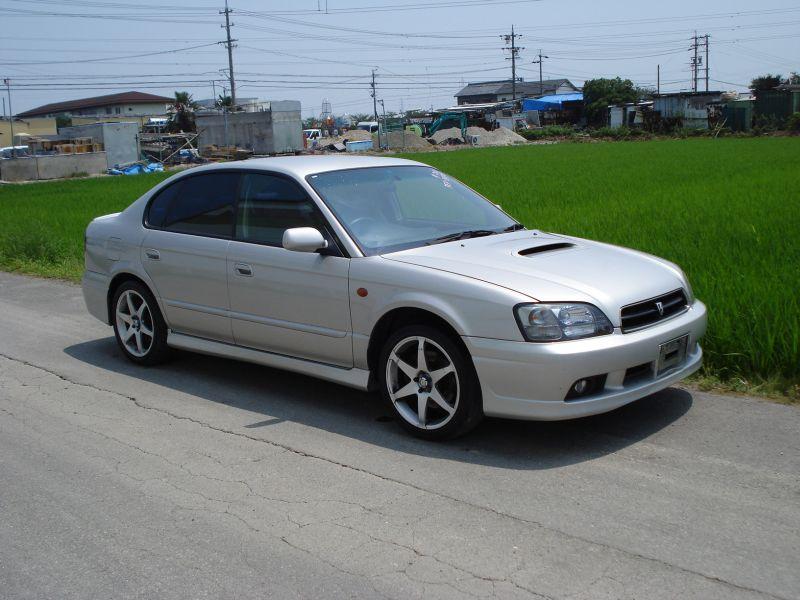 Subaru Legacy B4 Rsk Turbo 4wd 2002 Used For Sale
