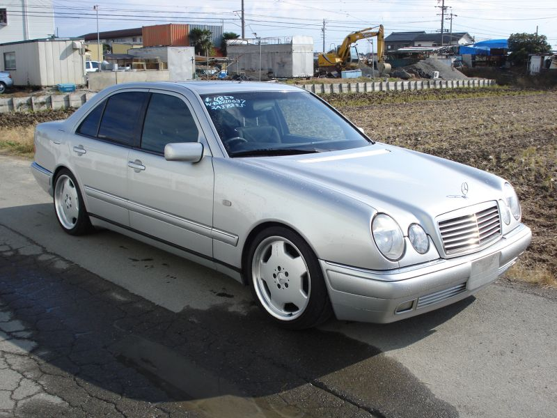 Mercedes benz 230e 1997 used for sale for Mercedes benz 230e