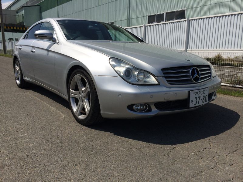Mercedes benz cls350 2005 used for sale for Mercedes benz 2005 for sale