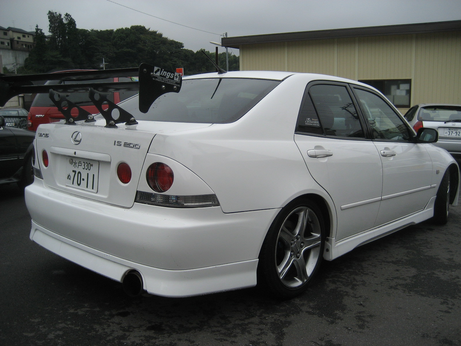 Best Salvage Cars >> Toyota ALTEZZA AS200-Z, 2000, used for sale (LEXUS IS)