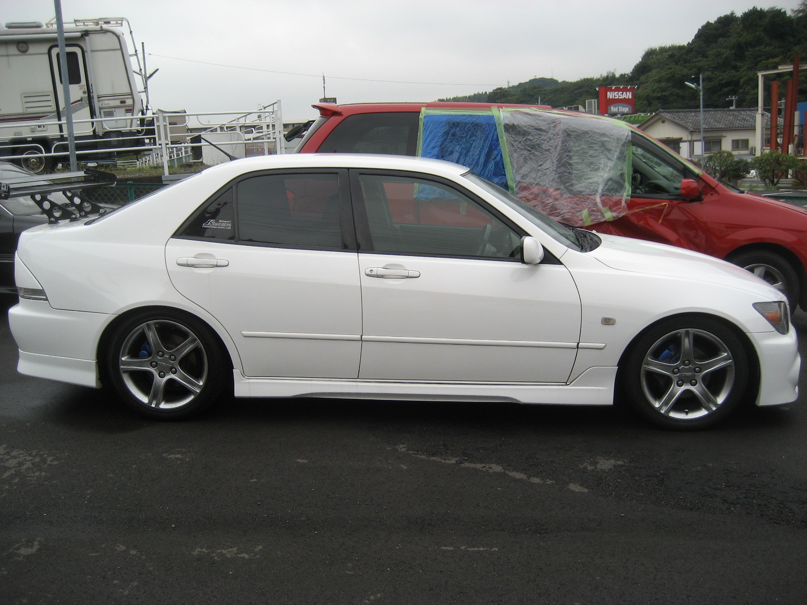 Salvage Cars For Sale >> Toyota ALTEZZA AS200-Z, 2000, used for sale (LEXUS IS)