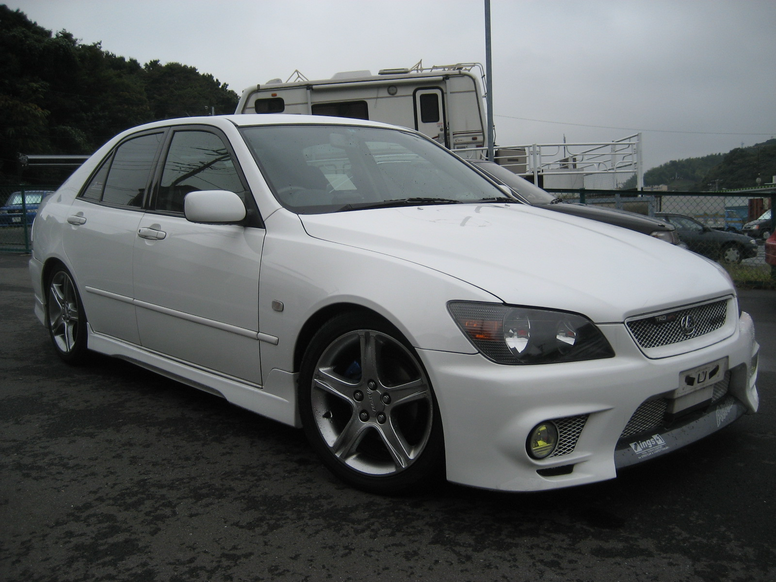 Toyota Altezza As200 Z 2000 Used For Sale Lexus Is
