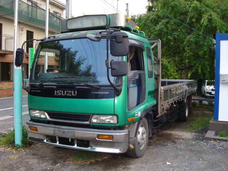 isuzu truck diesel n a used for sale. Black Bedroom Furniture Sets. Home Design Ideas
