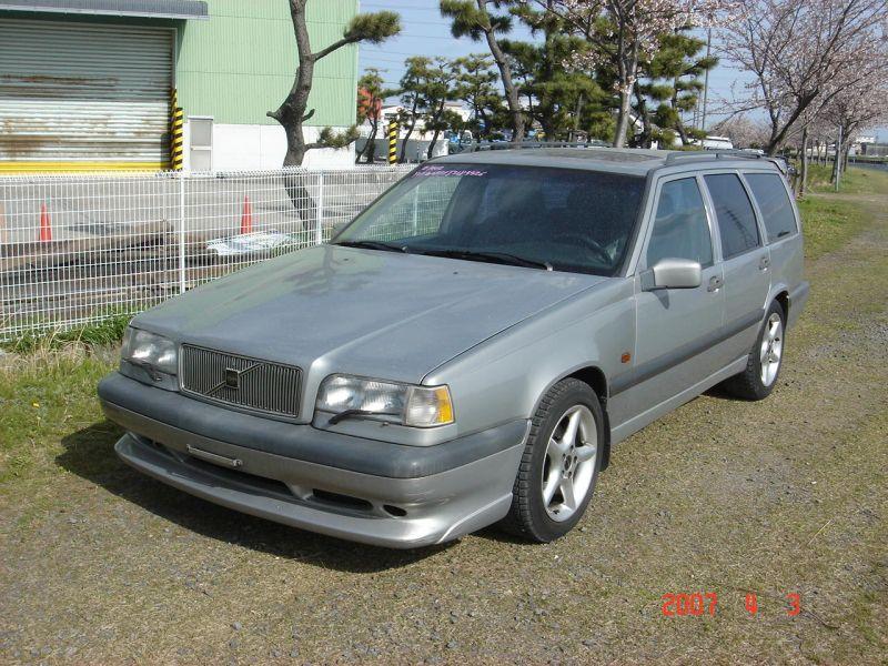 volvo 850 estate wagon turbo 1996 used for sale. Black Bedroom Furniture Sets. Home Design Ideas