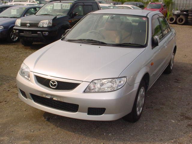 Mazda Familia used