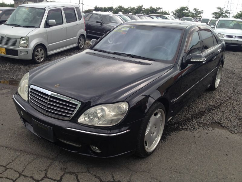 Mercedes benz s500l 2003 used for sale for Mercedes benz partners