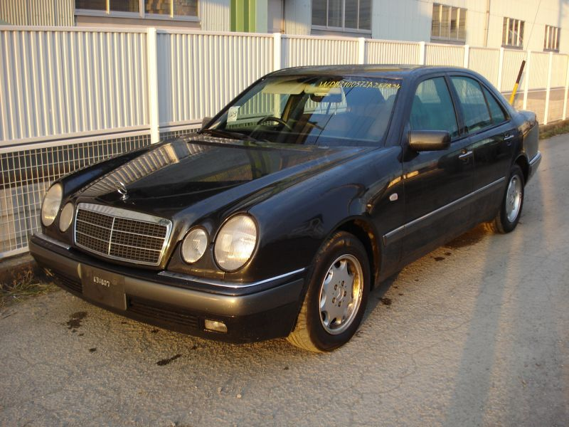 Mercedes benz 230e 1996 used for sale for Mercedes benz 230e