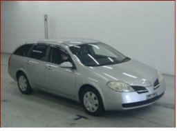 Nissan Primera Wagon used car