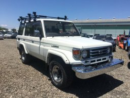 Used Toyota LAND CRUISER 70