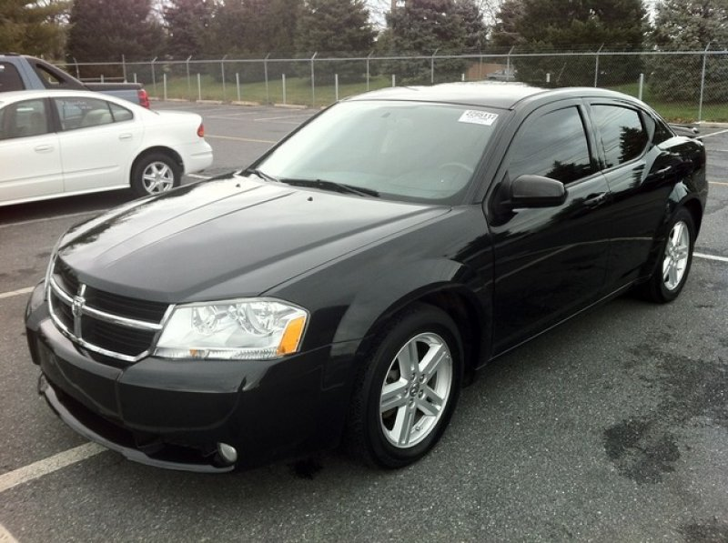 dodge avenger r t 2010 used for sale. Black Bedroom Furniture Sets. Home Design Ideas