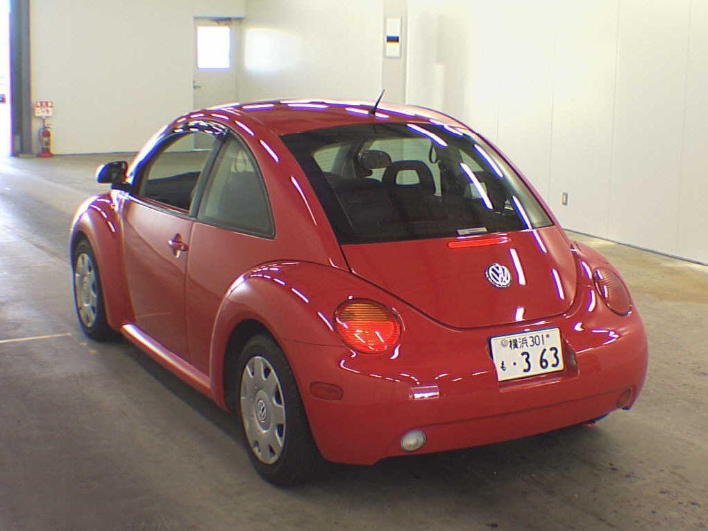 volkswagen new beetle base 2000 used for sale. Black Bedroom Furniture Sets. Home Design Ideas