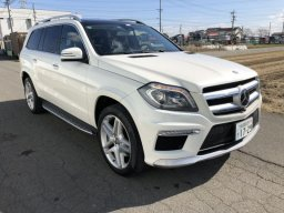 Used Mercedes-Benz GL550