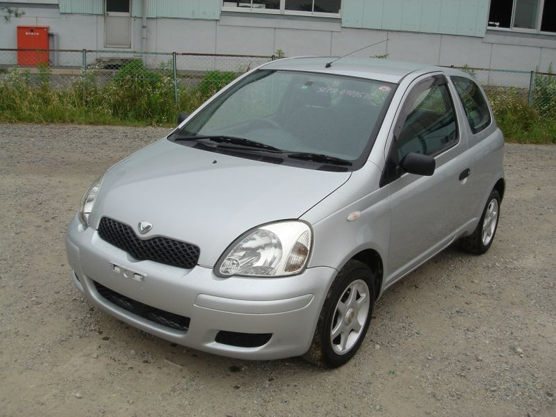 Toyota Vitz , 2002, used for sale