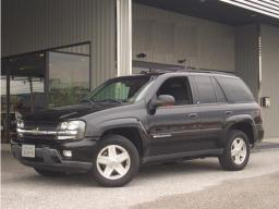 Used Chevrolet TRAIL BLAZER