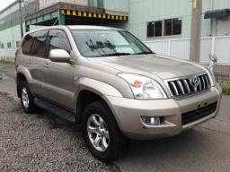 Toyota LAND CRUISER PRADO used car