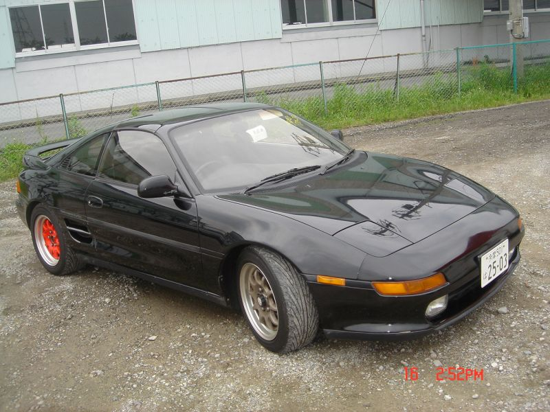 toyota mr2 gt tb 1991 used for sale. Black Bedroom Furniture Sets. Home Design Ideas
