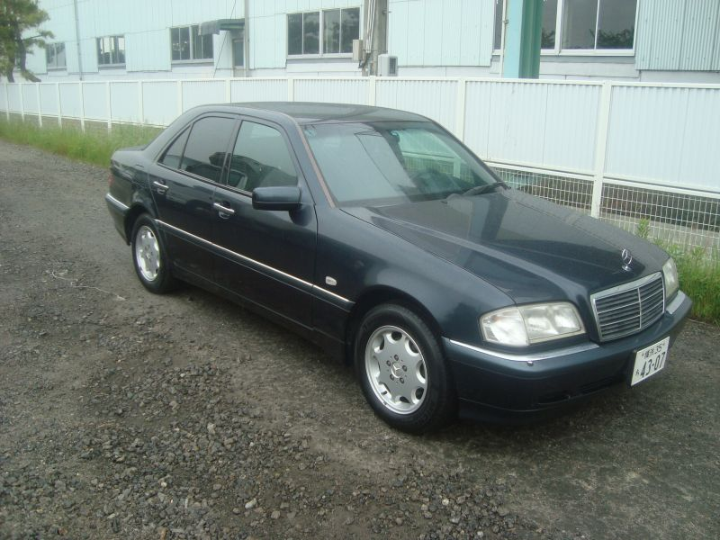 Mercedes benz c240 1997 used for sale for Used mercedes benz c240