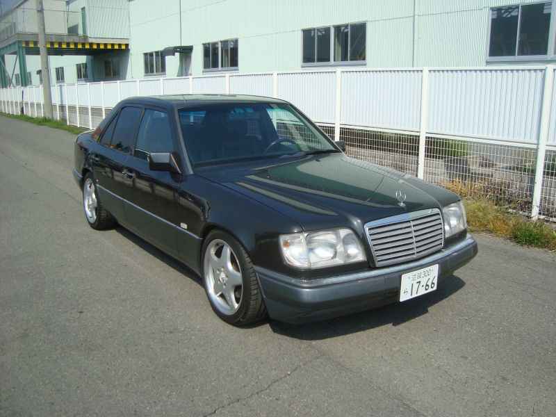Mercedes benz e320 1995 used for sale for Mercedes benz partners