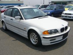 318i on Bmw 318i   Japan Partner