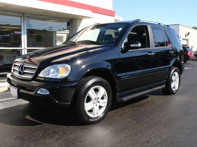 Mercedes benz ml 350 2005 used for sale for Mercedes benz ml used