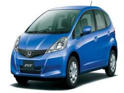 Used Honda Fit