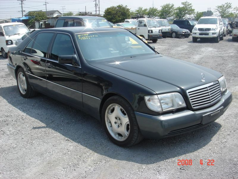 mercedes benz 600sel 1992 used for sale